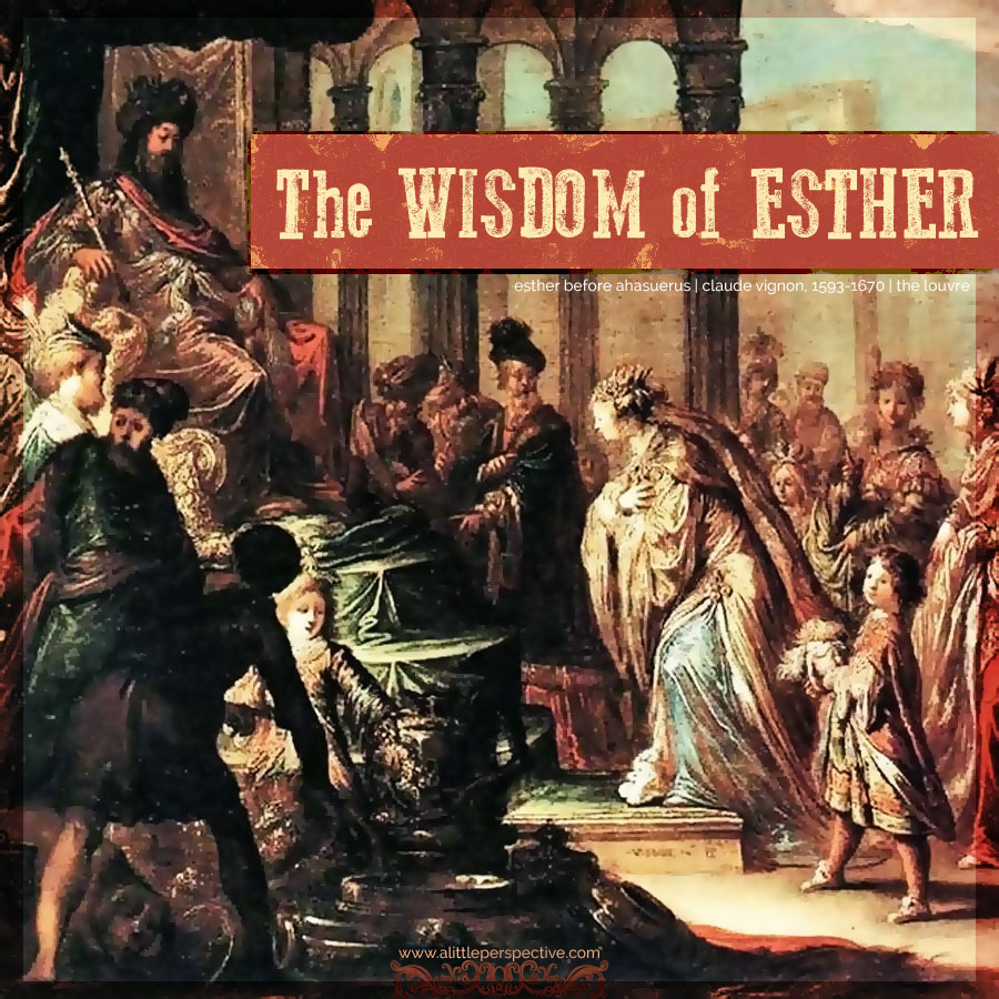 the wisdom of esther
