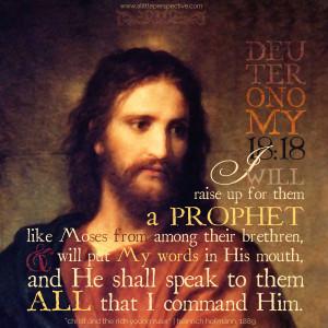 Deu 18:18 | scripture pictures at a littleperspective.com