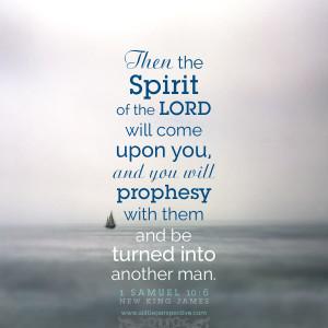 1 Sam 10:6 | scripture pictures at alittleperspective.com