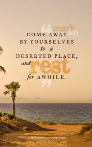 Mar 6:31 cell wallpaper   scripture pictures at alittleperspective.com