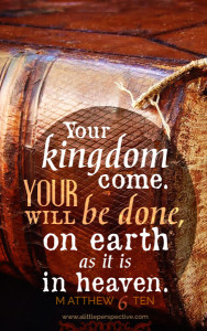 Mat 6:10 cell phone wallpaper | scripture pictures at a little perspective