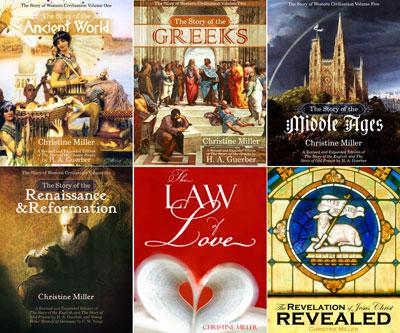Christine's Books