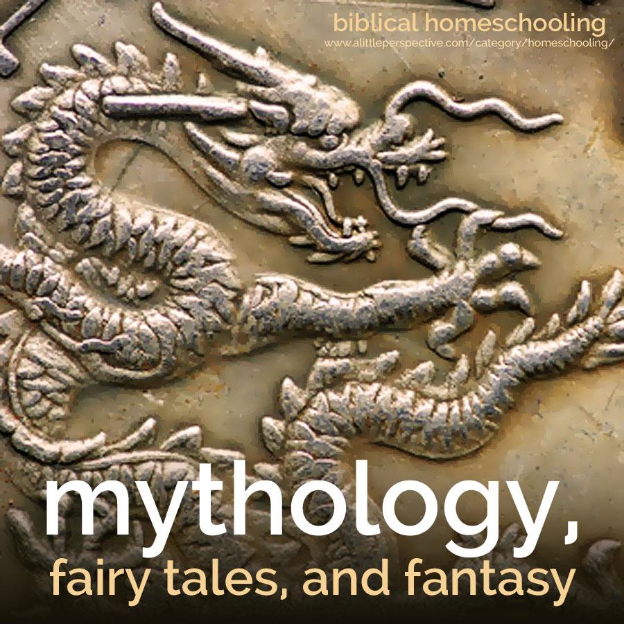 mythology, fairy tale, and fantasy
