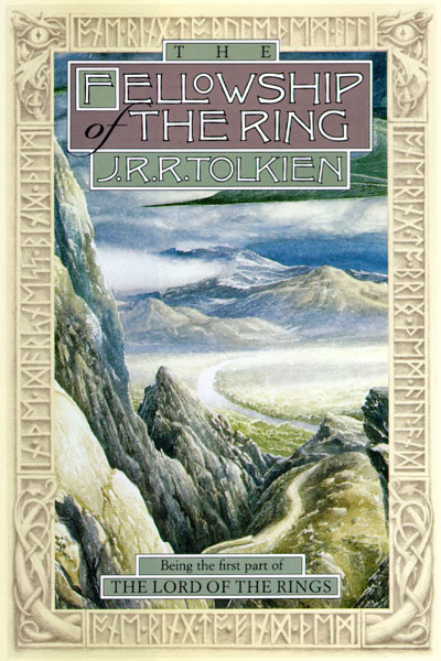 the fellowship of the ring by j. r. r. tolkien | on good books: fantasy and the test of true | biblical homeschooling at alittleperspective.com