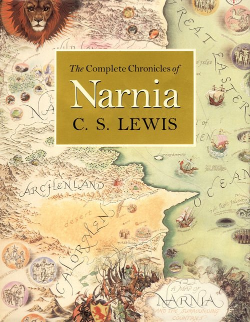 The Chronicles of Narnia | book reviews at alittleperspective.com