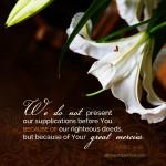 Dan 9:18 | scripture pictures at alittleperspective.com