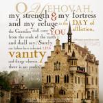 Jer 16;19 | scripture pictures at alittleperspective.com