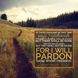 Jer 50:20 | scripture pictures at alittleperspective.com