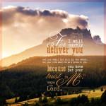 Jer 39:18 | scripture pictures at alittleperspective.com