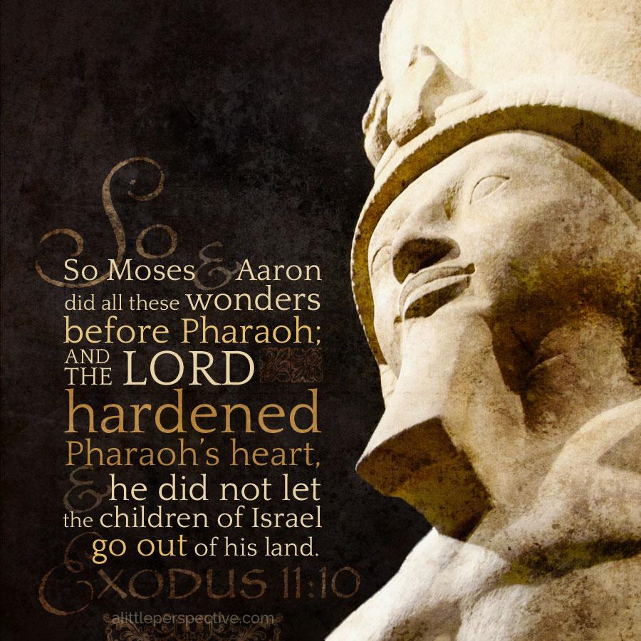 exodus 11:1-10 chiastic structure