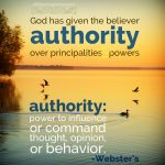 spiritual warfare, part four