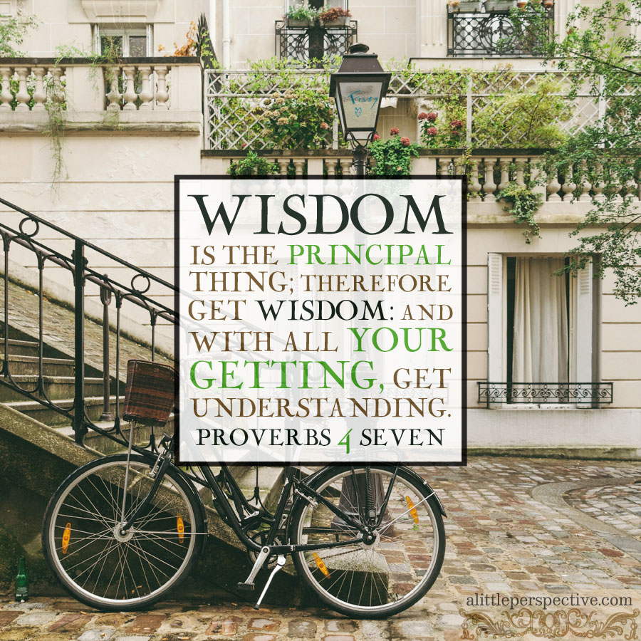 proverbs 4