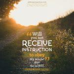 Jer 35:13 | scripture pictures at alittleperspective.com