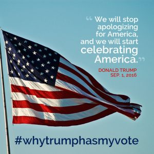 Donald Trump | Sep 1. 2016 | alittleperspective.com