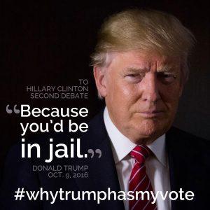 Donald Trump | Oct 9. 2016 | alittleperspective.com