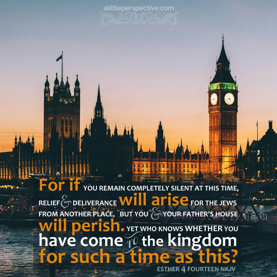 Est 4:14   scripture pictures at alittleperspective.com