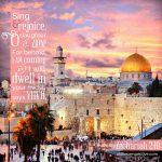 Zec 2:10 | scripture pictures at alittleperspective.com