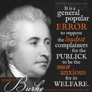 Edmund Burke   famous quotes at alittleperspective.com