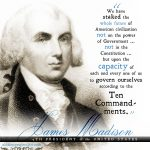 James Madison | famous quotes at alittleperspective.com