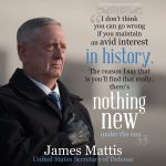 James Mattis | famous quotes at alittleperspective.com