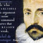 michel de montaigne | alittleperspective.com