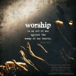 holley gerth on worship | alittleperspective.com