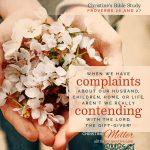 complaints | Christine Miller @ alittleperspective.com