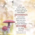 facing trials | Christine Miller @ alittleperspective.com