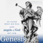 Gen 32:1   scripture pictures at alittleperspective.com