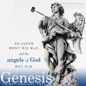 Gen 32:1 | scripture pictures at alittleperspective.com