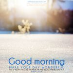 Good morning | good morning galleries at alittleperspective.com