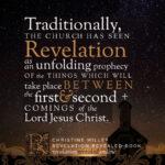 Christine Miller | Revelation Revealed | nothingnewpress.com