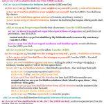 Lev 19:1-20:26 chiasm   christine's bible study at alittleperspective.com