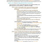 Exo 15:22-17:7 expanded chiasm   christine's bible study at alittleperspective.com