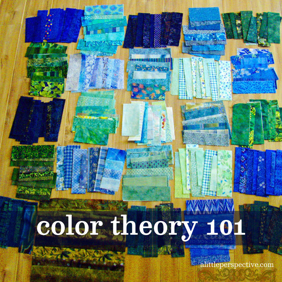 color theory 101 | the transformed home at alittleperspective.com