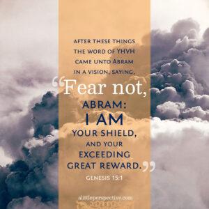 Gen 15:1 | scripture pictures @ alittleperspective.com