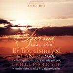 Isa 41:10 | Scripture Pictures @ alittleperspective.com