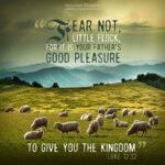 Luk 12:32   Scripture Pictures @ alittleperspective.com
