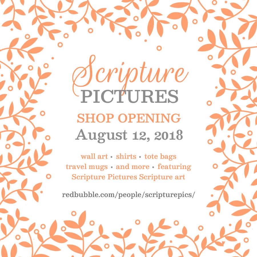 Scripture Pictures Shop | alittleperspective.com