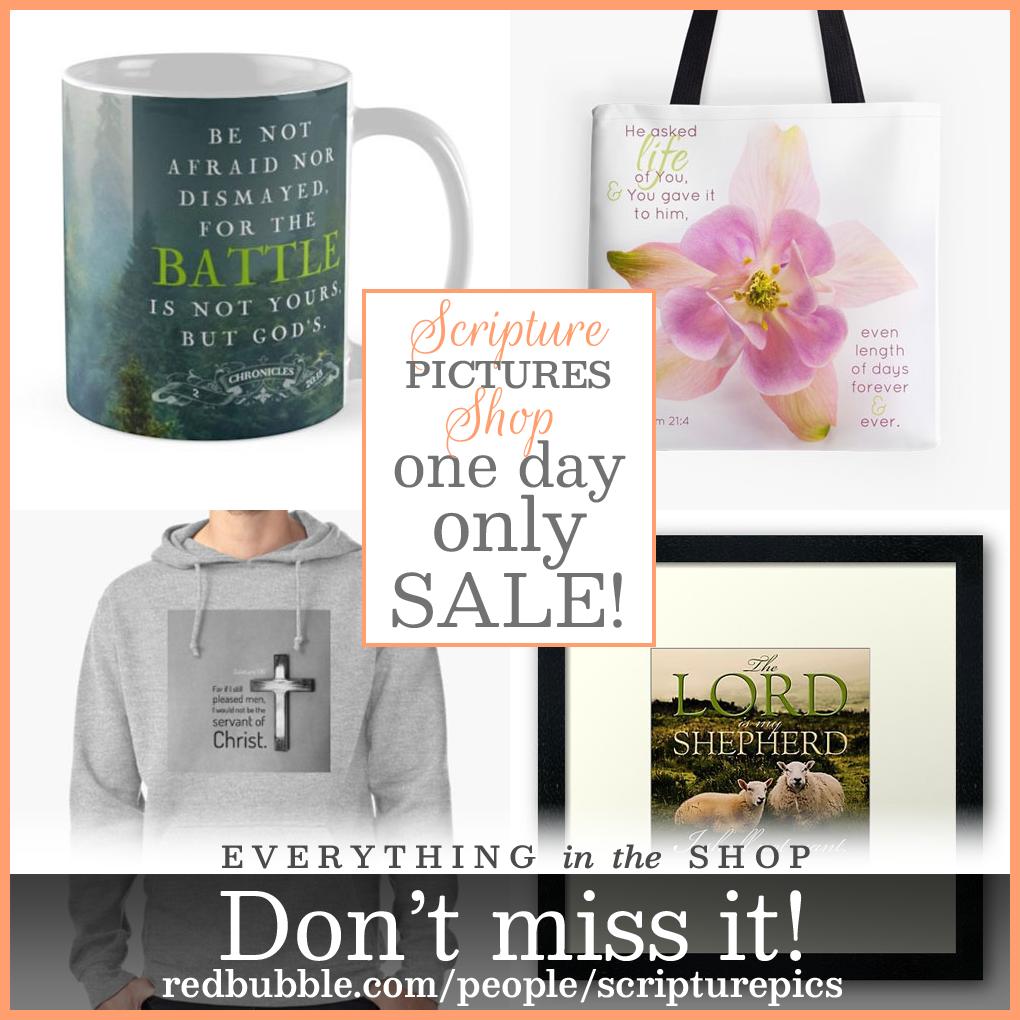 scripture pictures shop sale | https://www.redbubble.com/people/scripturepics/