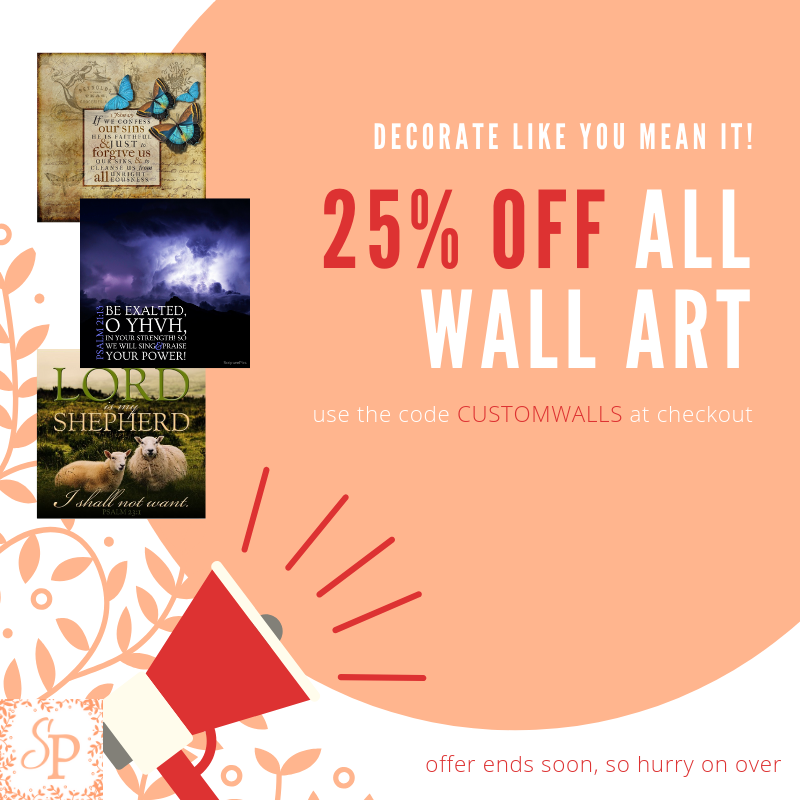 25% Off   scripture pictures shop   alittleperspective.com