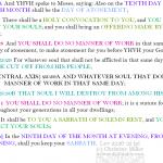 Lev 23:26-32 {p} chiasm | hebraicfaithbible.com