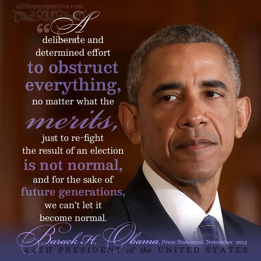 president obama | alittleperspective.com