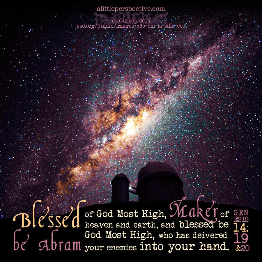 Love Each Other When Two Souls: Genesis 12:1-17:27, Parashah Lech Lecha