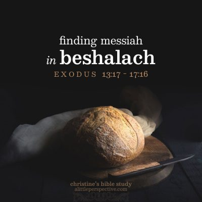 finding messiah in beshalach