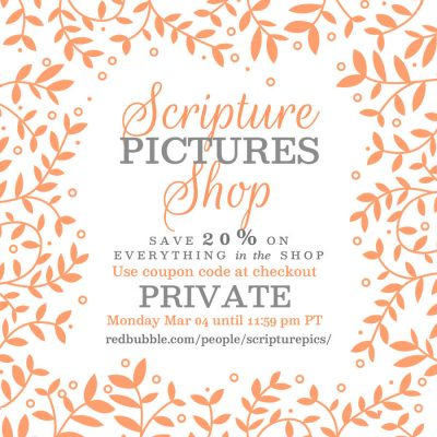 scripture pictures shop sale