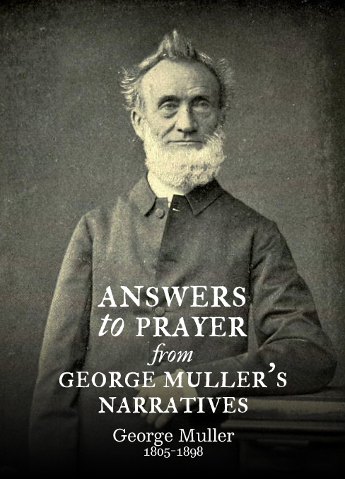George Muller Book Cover | alittleperspective.com