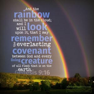Gen 9:16 | scripture pictures at alittleperspective.com