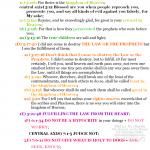 Mat 5:1-8:1 chiasm | hebraicfaithbible.com
