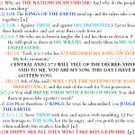 Psa 2:1-12 chiasm | hebraicfaithbible.com